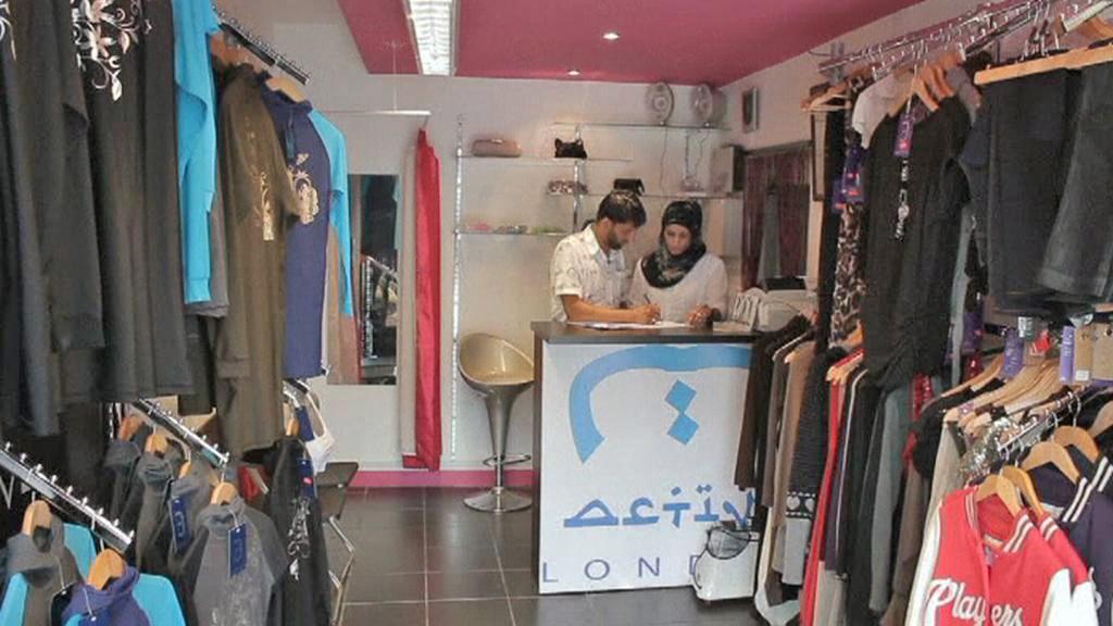 Modestly Active se specializuje na prodej burkin