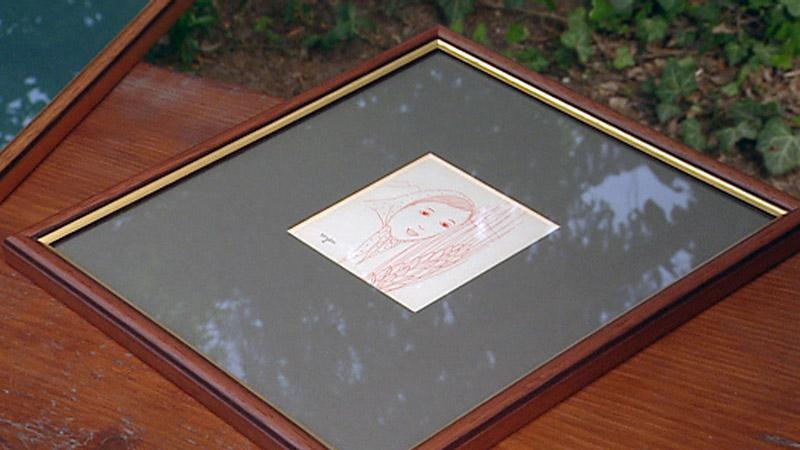 Signované dílo z Galerie U Rudolfa