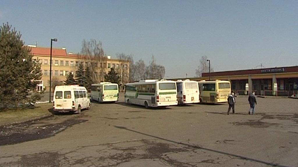 Autobusové stanoviště