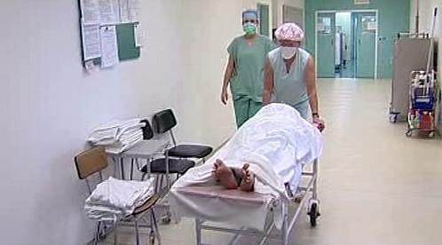Převážení pacienta po operaci