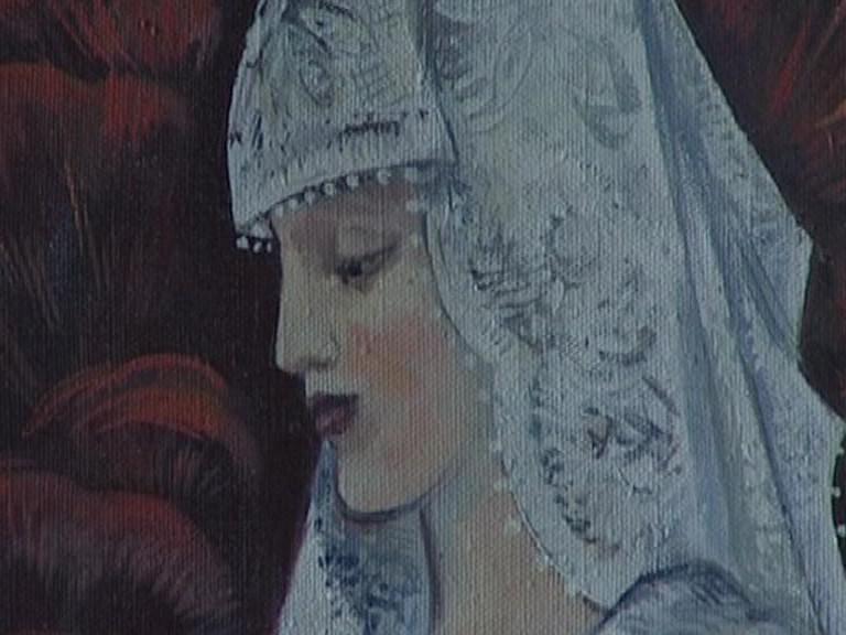 Natálie Gončarova / dílo - detail