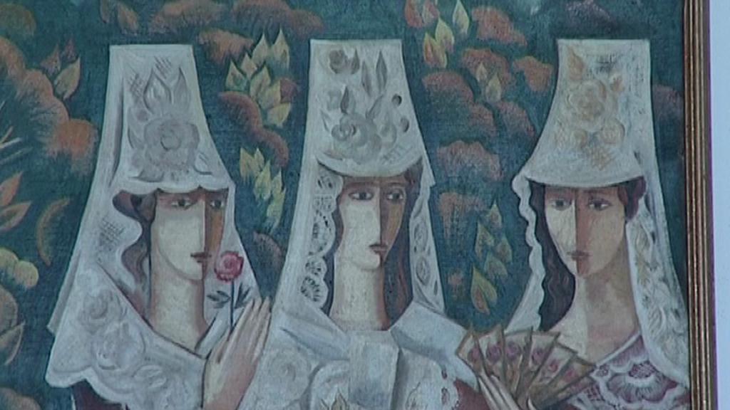 Natálie Gončarova / dílo