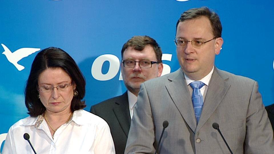 Brífink po jednání výkonné rady ODS