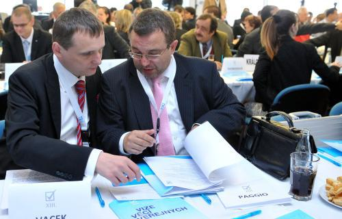 Věci veřejné na konferenci v Hradci Králové