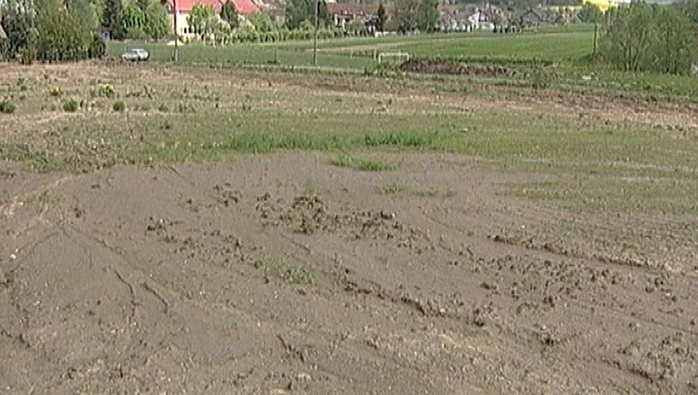 Eroze zemědělské půdy