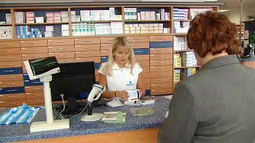 Výdej léků