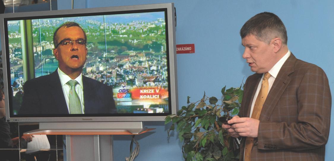 Aleš Hušák v OVM