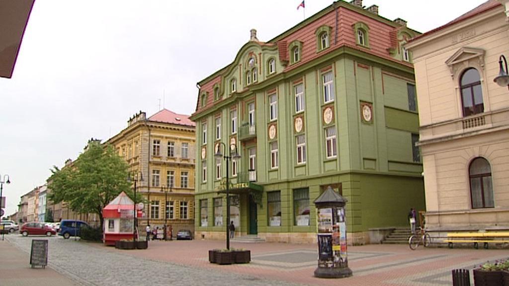 Jičínský hotel Praha