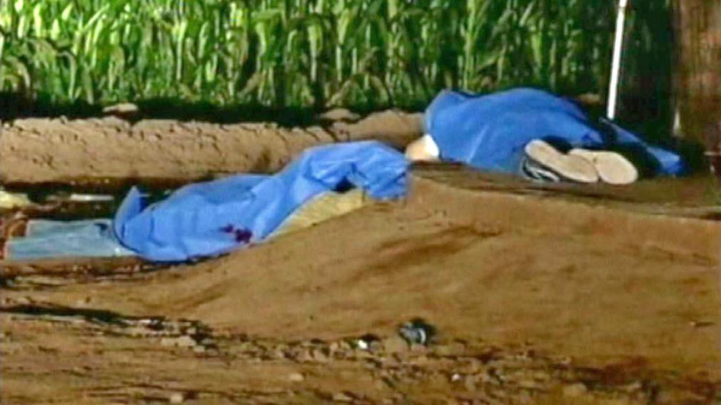 Oběti mexické drogové války
