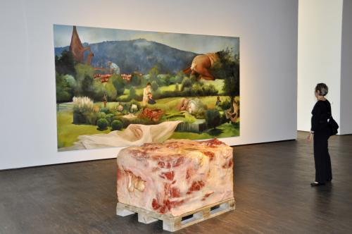 Kanibalismus jako téma v umění