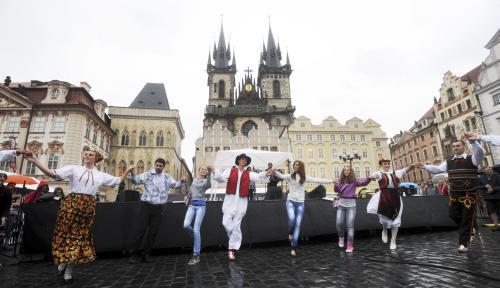 Praha srdce národů 2011