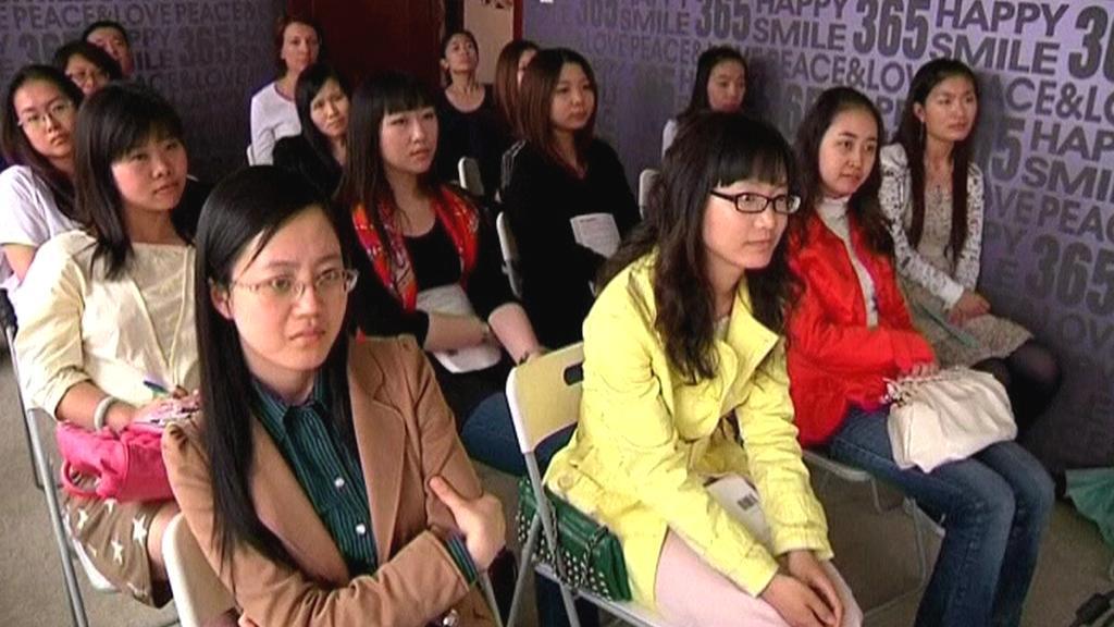 Škola pro čínské zlatokopky
