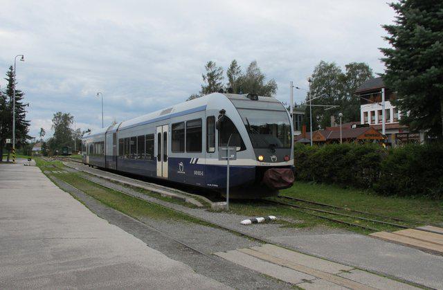 Slovenský regionální vlak