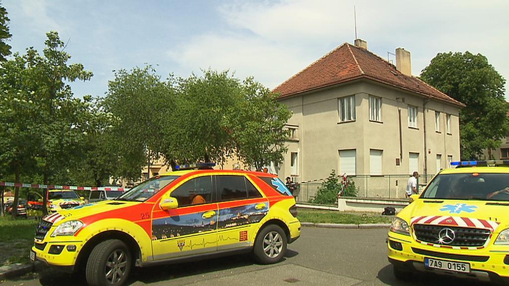 Střelba na Praze 4