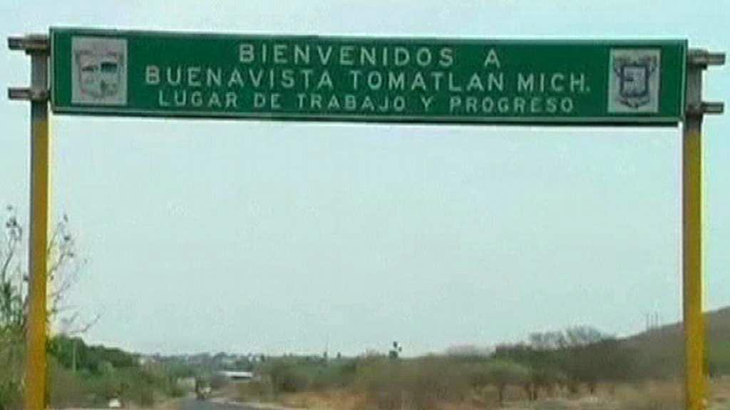 Město Buenavista Tomatlán