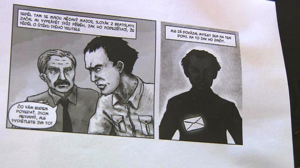 Paměť národa - komiks
