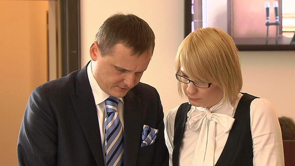 Vít Bárta a Kristýna Kočí