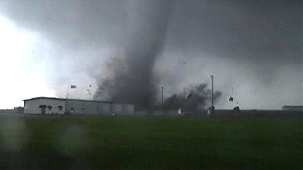Tornádo v Joplinu
