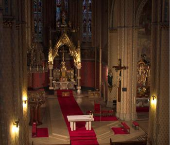 Kostel sv. Ludmily v Praze