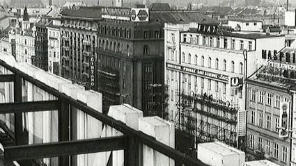 Historická fotografie domu