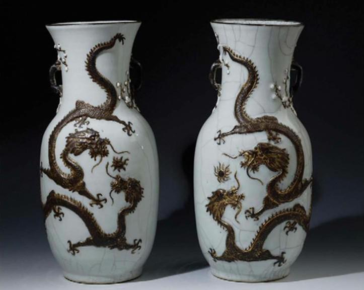 Porcelán na Hradě