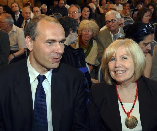 Libor Michálek a Daniela Fischerová