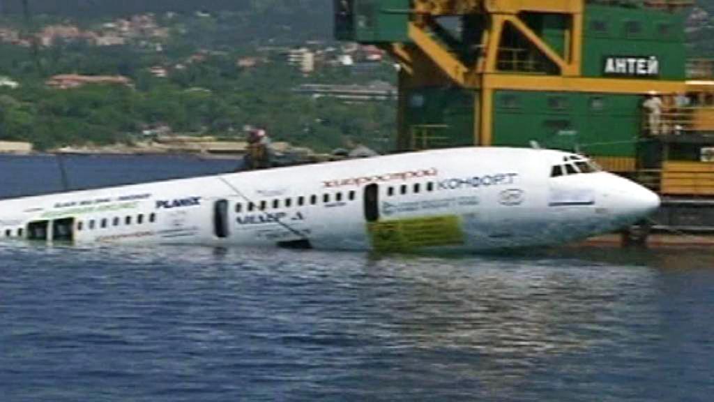 Letadlo bývalého bulharského prezidenta Todora Živkova