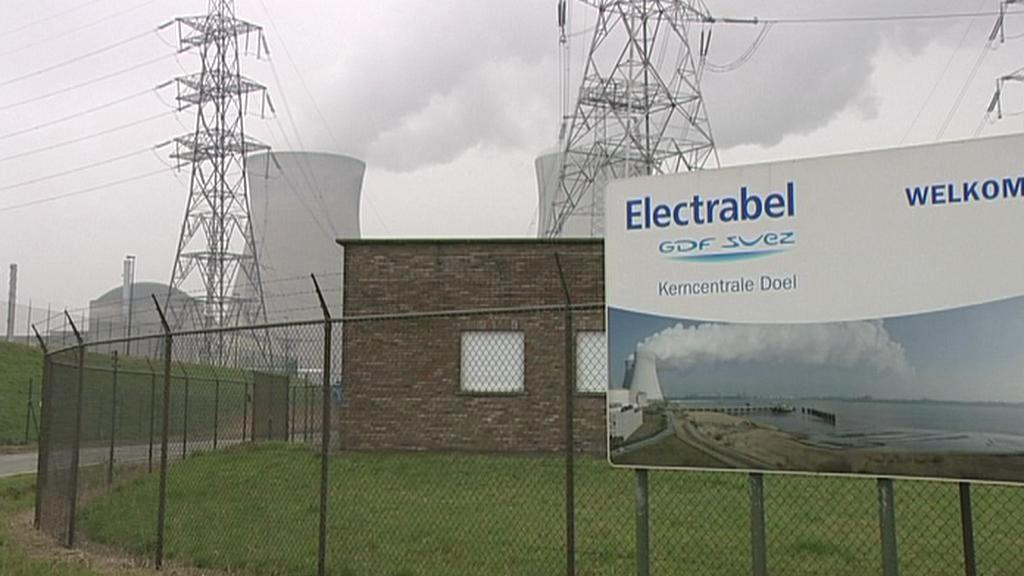 Jaderná elektrárna Doel