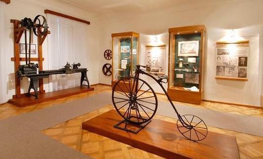 Muzeum řemesel v Moravských Budějovicích