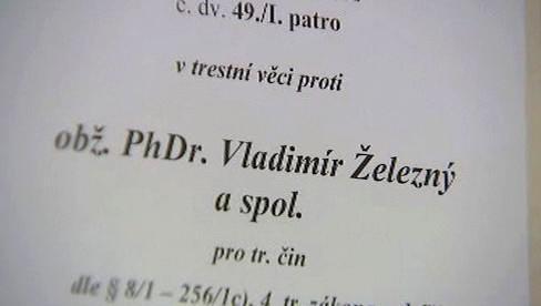 Soud s Vladimírem Železným