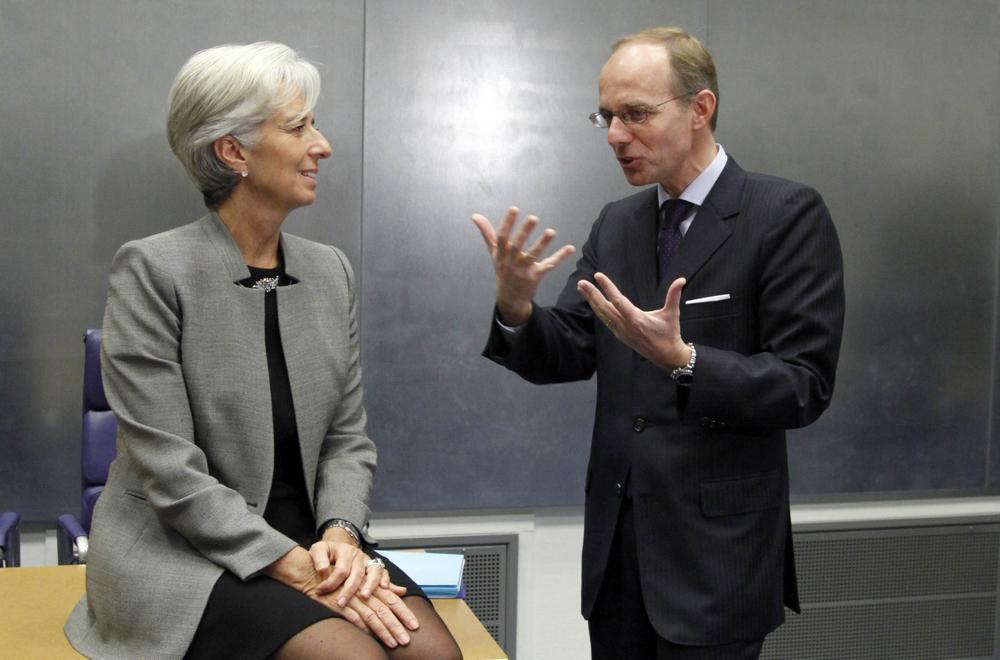 Setkání šéfů státních pokladen