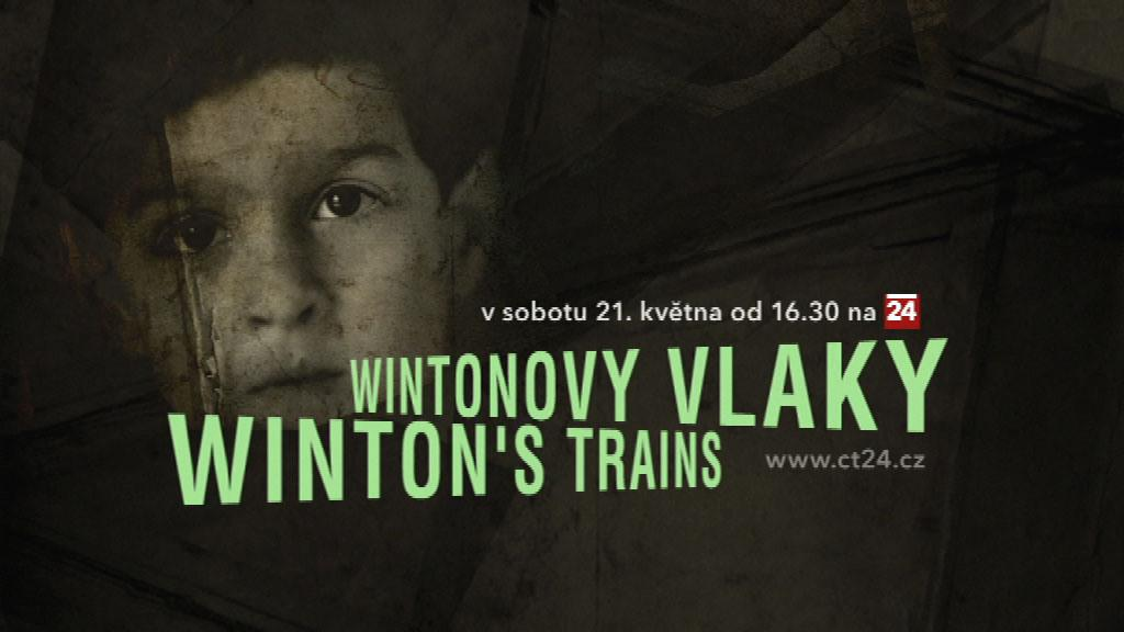 Z výstavy Wintonovy vlaky