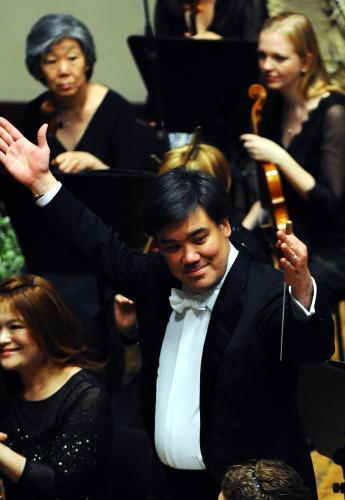 Dirigent Alan Gilbert