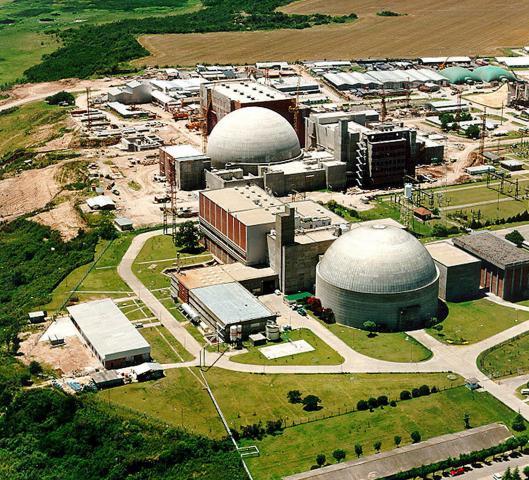 Jaderná elektrárna blízko Buenos Aires