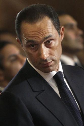 Gamál Mubarak