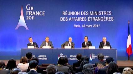 Zasedání skupiny G8