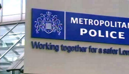 Londýnská metropolitní policie