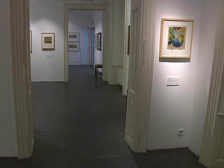 Museum Kampa / Pocta abstrakci a atonalitě