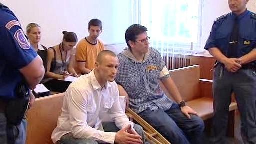 Rudolf Tesárek a Josef Blažek