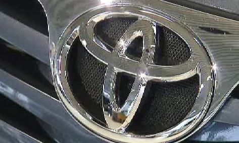 Automobilka Toyota