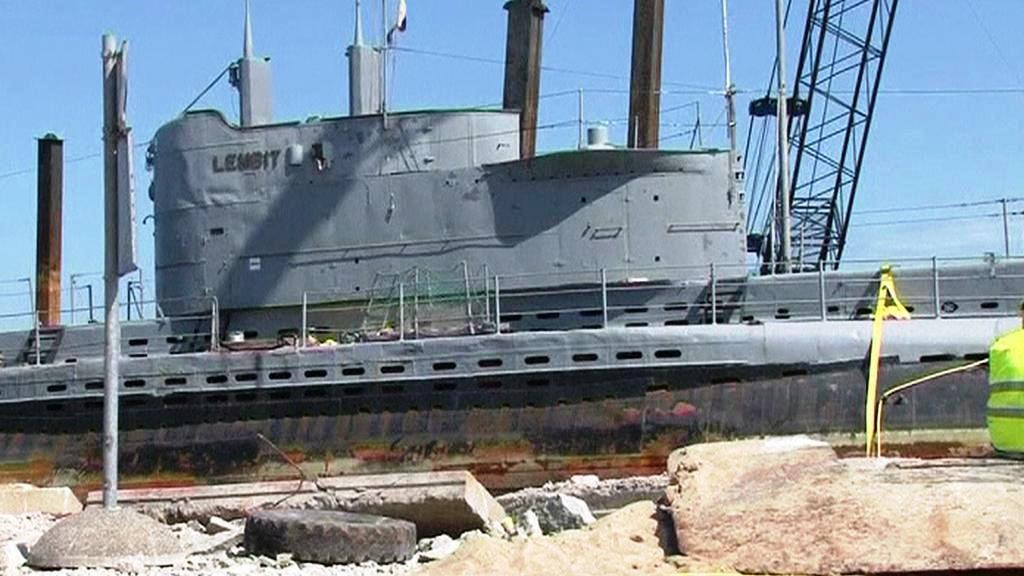 Ponorka Lembit