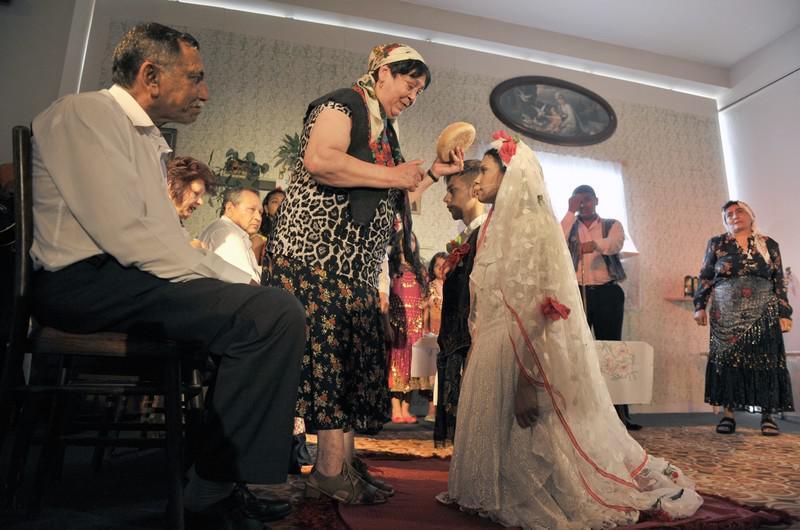 Romská svatba