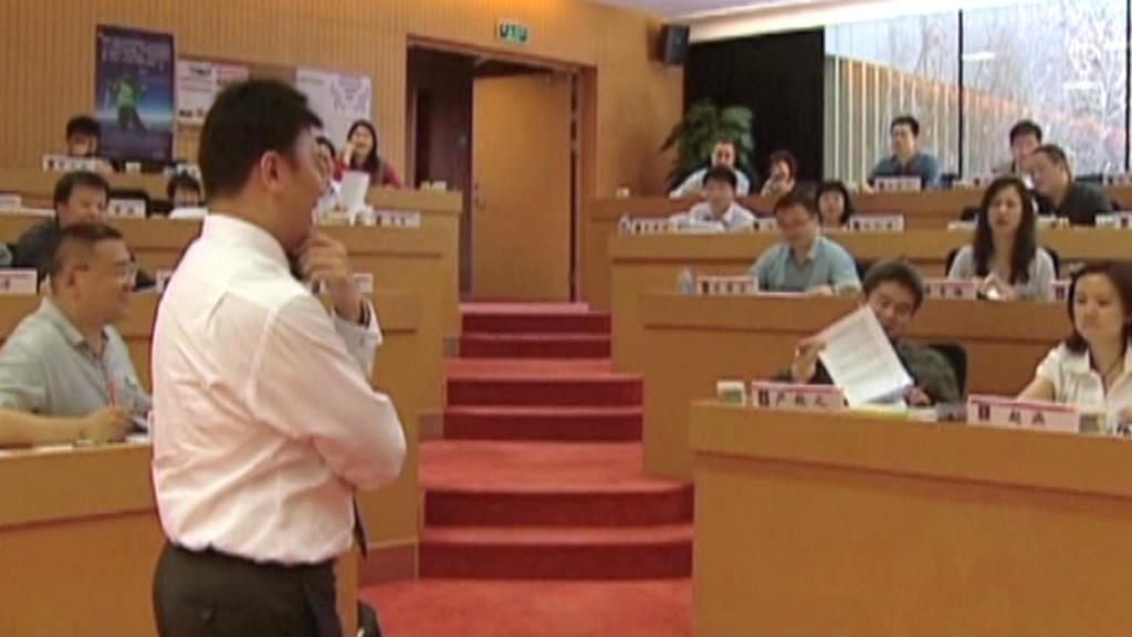 Studium MBA v Číně