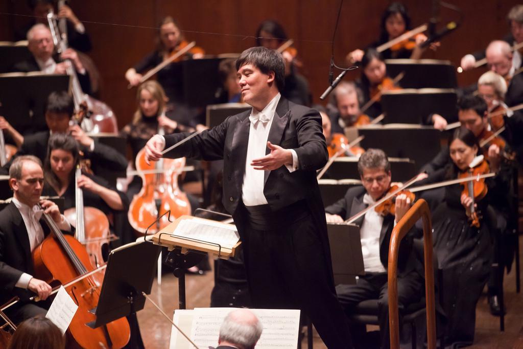 Alan Gilbert a Newyorská filharmonie