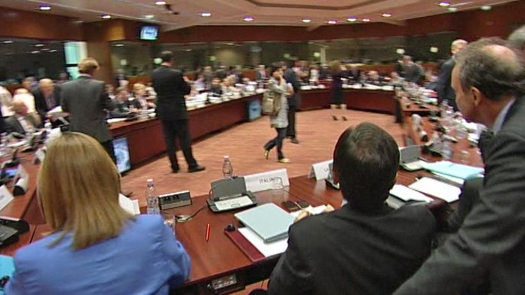 Schůzka ministrů zahraničí EU