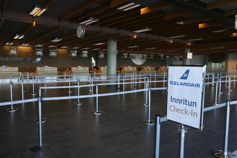 Prázdné letiště