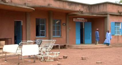 Africká nemocnice