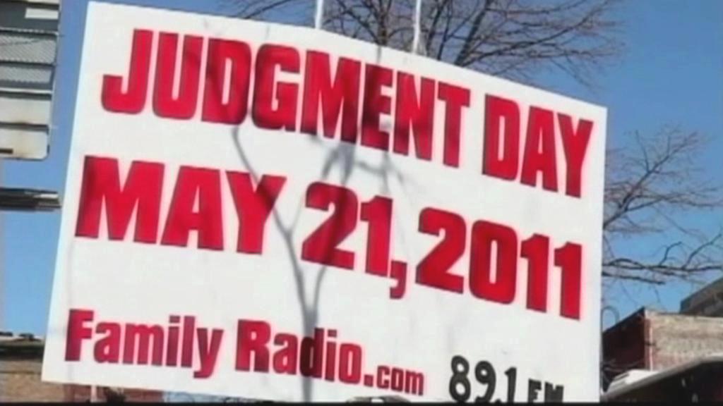 Reklamní kampaň na soudný den