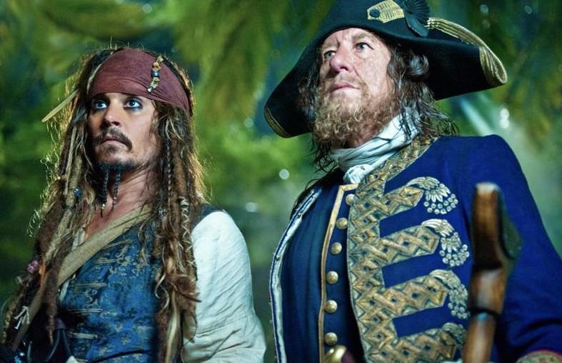 Piráti z Karibiku 4: Na vlnách podivna