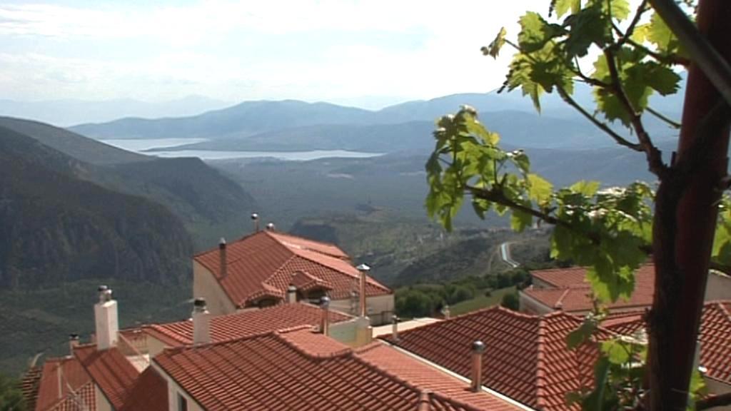 Řecká vesnička